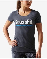 Reebok | Multicolor Crossfit Forging Elite Fitness T-shirt | Lyst