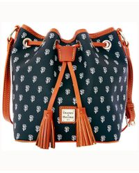 Dooney & Bourke | Blue San Francisco Giants Kendall Crossbody Bag | Lyst