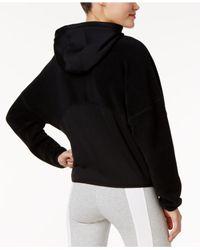 PUMA - Black Yogini Warmcell Hooded Jacket - Lyst