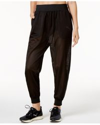 PUMA | Black Drycell Pants | Lyst