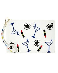 INC International Concepts | White Wristlet, Only At Macy's | Lyst