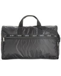 LeSportsac | Black Large Weekender Bag | Lyst