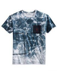 Wesc | Blue Men's Graphic-print T-shirt for Men | Lyst