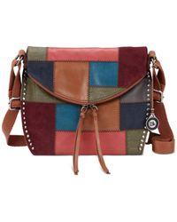 The Sak | Multicolor Silverlake Leather Crossbody | Lyst