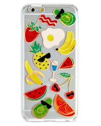 Skinnydip London | Multicolor Brunch Iphone 6/6s Case | Lyst