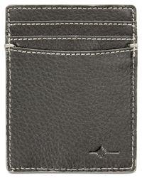 Buxton - Gray Men's Rfid Wallet & Universal Power Bank for Men - Lyst