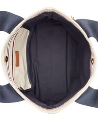 Tommy Hilfiger - Natural Classic Tommy Anchor Embroidered Extra-large Tote - Lyst