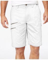 INC International Concepts | White Men's Elton Shorts, Only At Macy's for Men | Lyst