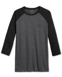 Billabong | Gray Men's Graphic-print T-shirt for Men | Lyst