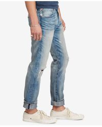 Denim & Supply Ralph Lauren - Blue Men's Bedford Straight Jeans for Men - Lyst