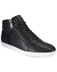Guess Black Men's Ferno Sneakers for men