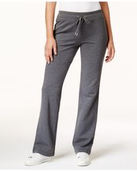 Style & Co. | Gray Drawstring Sweatpants | Lyst
