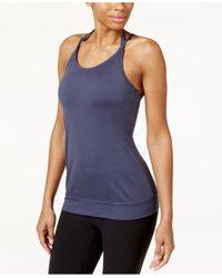 Gaiam - Multicolor Siren Cross-back Tank Top - Lyst
