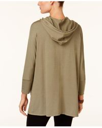 Style & Co. - Multicolor Oversized Dolman-sleeve Hoodie, Created For Macy's - Lyst