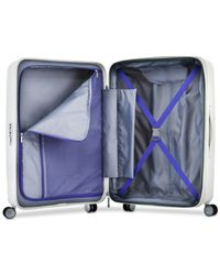 """American Tourister - White Curio 20"""" Carry-on Spinner Suitcase - Lyst"""