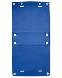 Michael Kors | Blue Selma Swap Medium Solid Top Zip Satchel Cover | Lyst