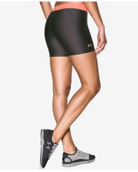 Under Armour - Gray Training Shorts - Lyst