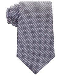 Michael Kors   Gray Men's Emergent Print Tie for Men   Lyst