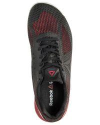 Reebok Black Men's Nano 7.0 Crossfit Training Sneakers From Finish Line for men