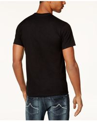 INC International Concepts - Black Men's Graphic Print T-shirt for Men - Lyst