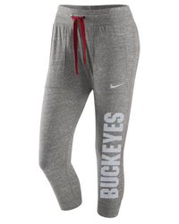 Nike | Gray Women's Vintage Capri Pants | Lyst