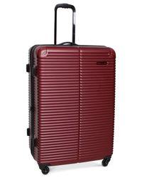 "Revo - Multicolor Mini Pipeline 29"" Hardside Expandable Spinner Suitcase - Lyst"
