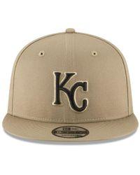 KTZ Multicolor Fall Shades 9fifty Snapback Cap for men