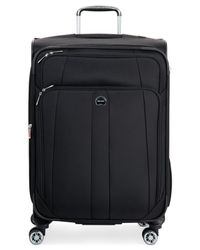 "Delsey - Black Helium Breeze 5.0 25"" Spinner Suitcase for Men - Lyst"