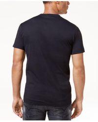 Versace - Black Men's Graphic Print T-shirt for Men - Lyst