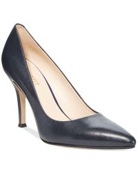 Nine West | Blue Flax Pointed Toe Pumps | Lyst