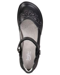 Jambu - Black Bombay Encore Mary Jane Pumps - Lyst