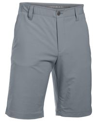 Under Armour | Gray Match Play Shorts for Men | Lyst