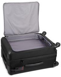 "Tumi - Black Alpha Ballistic Nylon International 22"" Carry-on Spinner Suitcase for Men - Lyst"
