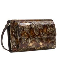 Patricia Nash - Metallic Azario Small Crossbody Clutch - Lyst