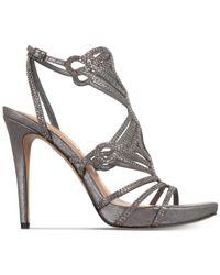 INC International Concepts - Metallic Women's Surrie Evening Sandals - Lyst