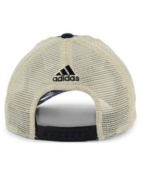Adidas - Black New Jersey Devils Sun Bleached Slouch Cap for Men - Lyst