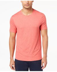6ac3424a9 32 Degrees. Men's Pink Cool Ultra-soft Light Weight Crew-neck T-shirt