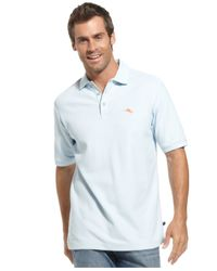 Tommy Bahama | Blue Big & Tall Shirt, Emfielder Polo Shirt for Men | Lyst