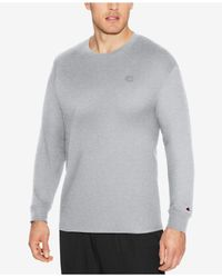 Champion - Gray Men's Classic Sweatshirt for Men - Lyst