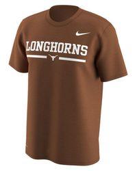 Nike - Brown Men's Fresh Trainer Hook T-shirt for Men - Lyst