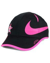 Nike - Black Featherlight Adjustable Cap - Lyst
