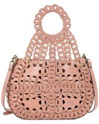 Patricia Nash - Pink Ticci Medium Shoulder Bag - Lyst