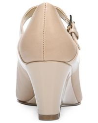 Naturalizer - Natural Hester Mary Jane Pumps - Lyst