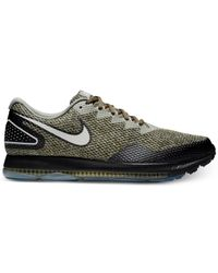 5bff7f26f15e7 Lyst - Nike Men s Zoom All Out Low 2 Running Sneakers From Finish ...