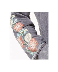 Style & Co. - Multicolor Embroidered Hoodie, Created For Macy's - Lyst