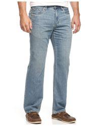 Tommy Bahama   Blue Men's Core Jeans, Coastal Island Standard Jeans for Men   Lyst