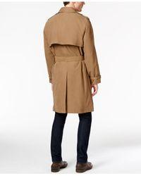 London Fog - Natural Plymouth Raincoat for Men - Lyst