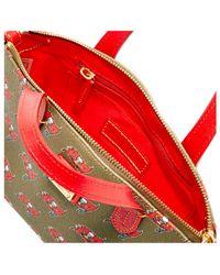 Dooney & Bourke | Red Ruby Mini Satchel Crossbody | Lyst