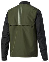 Adidas - Green Men's Ripstop Bomber Jacket for Men - Lyst