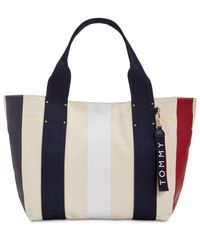 Tommy Hilfiger - Multicolor Classic Tommy Tote - Lyst